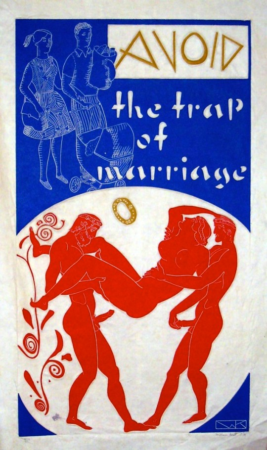 Avoid the Trap of Marriage