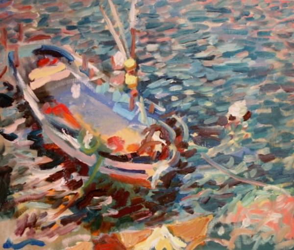 Boat, Port Vendres