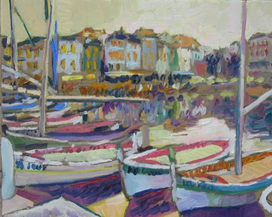 Cassis, Sunny Boats