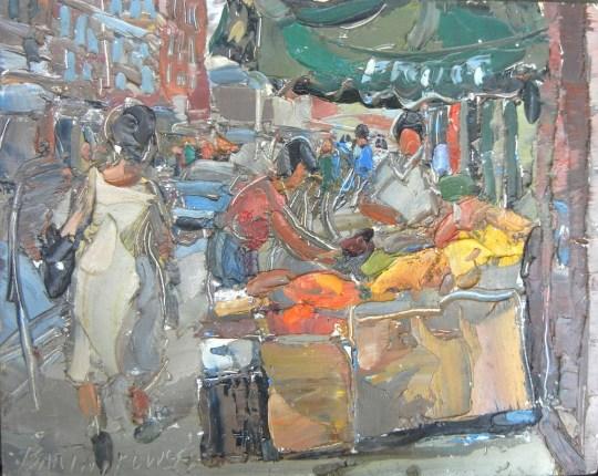Marketplace, Brooklyn