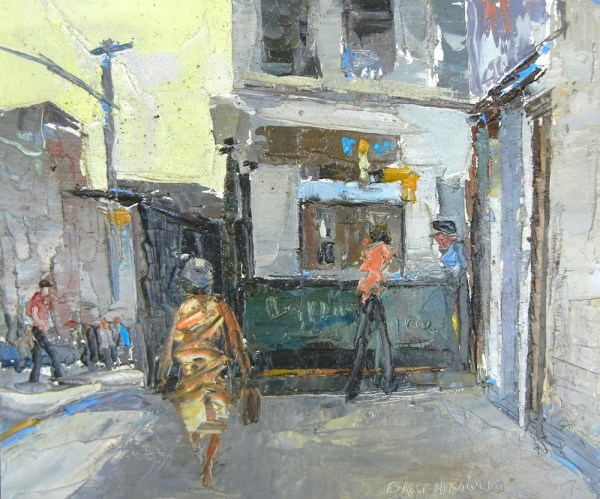 Brooklyn Street Scene