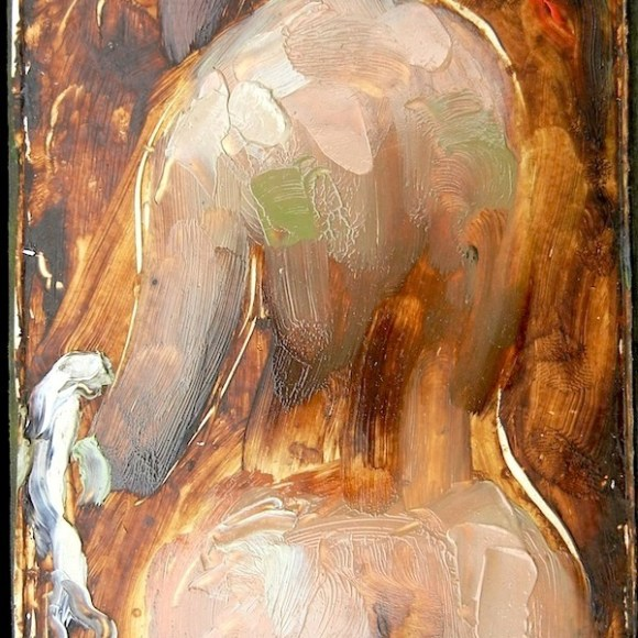 Nude (standing posterior)