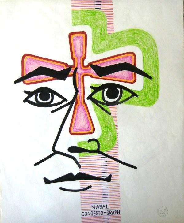 Nasal Congesto-Graph