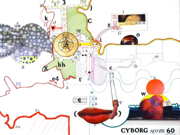 Cyborg Notes No.60