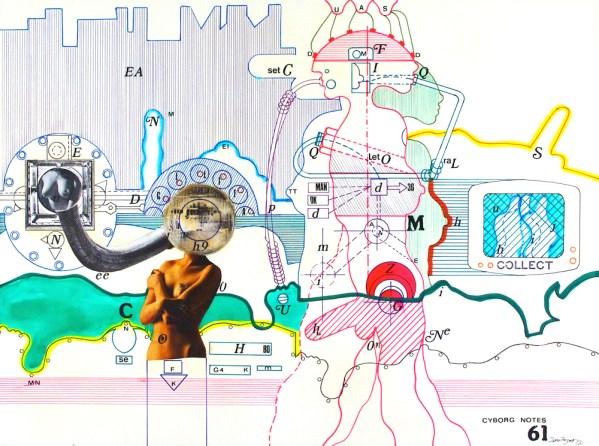 Cyborg Notes No.61