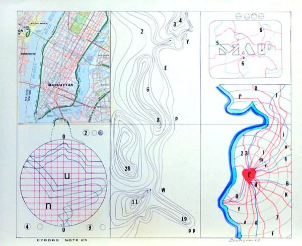 Manhattan Project: Manhattan Maps (Cyborg Notes 25)