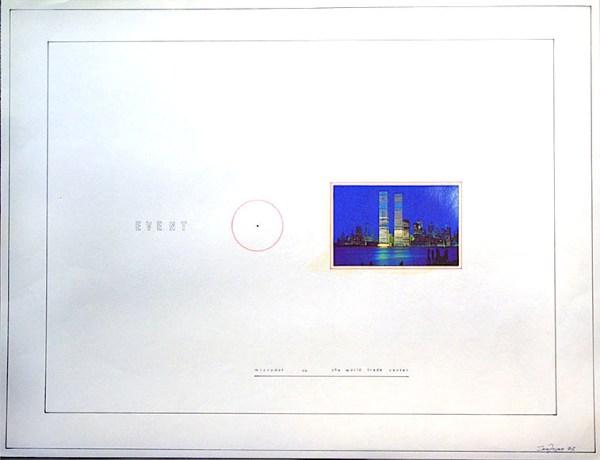 Manhattan Project: Event Microdot versus the World Trade Center