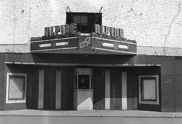 Alpine Theater, Rainelle, West Virginia