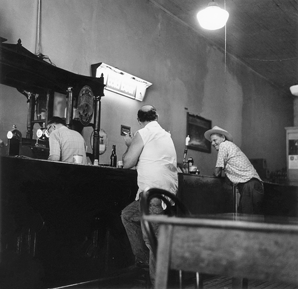 Saloon Interior, Columbus, Texas