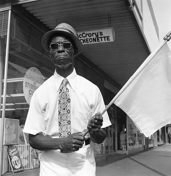 Street Corner Preacher, Savannah, Georgia