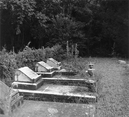 Burial Ground, St. Andrews Episcopal Church, Hale County, Alabama
