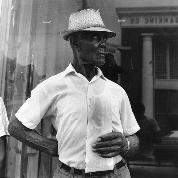Demopolis, Alabama (for Walker Evans)
