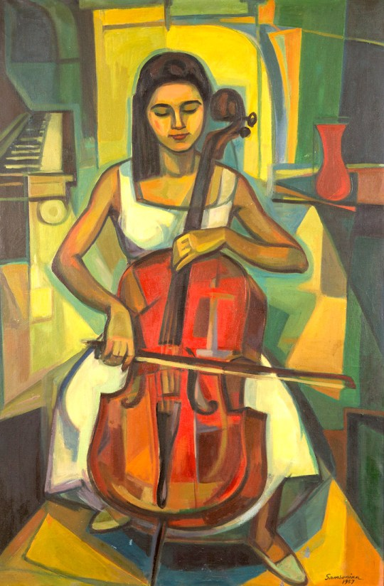 The Violincellist
