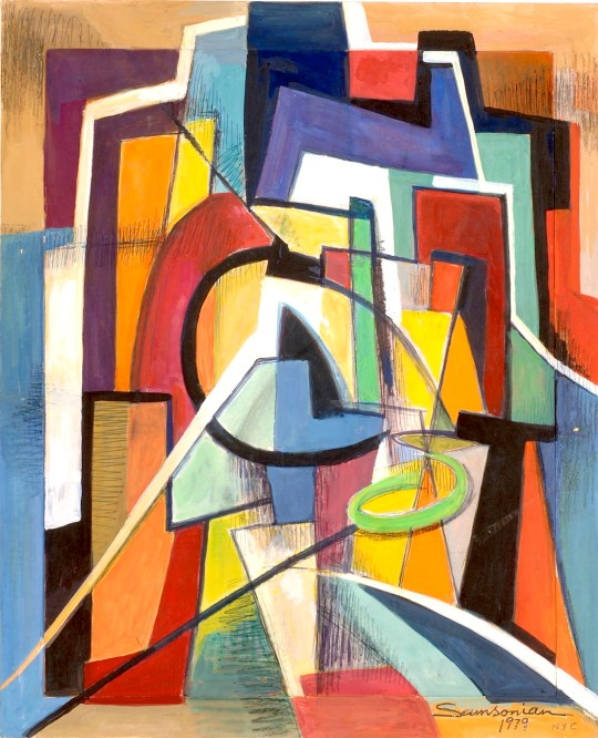 Untitled (Abstraction, New York)