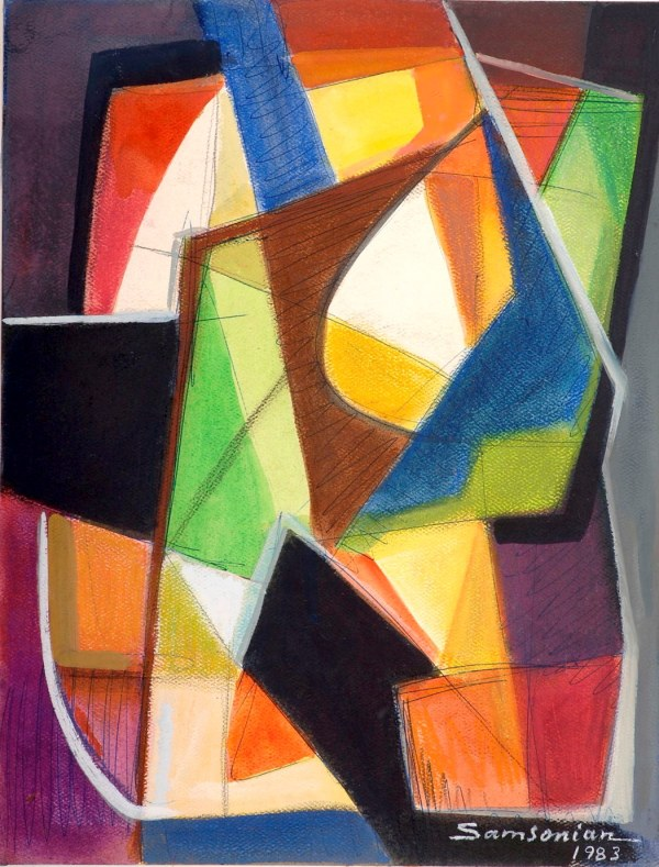 Untitled (Abstraction)