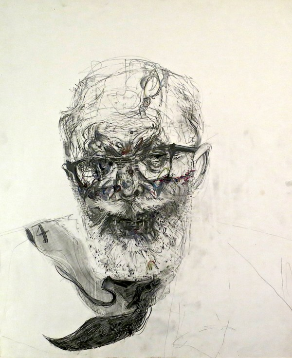Portrait series: David George Foster, Art Professor