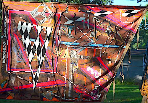 Original Tan Bark Mainsail