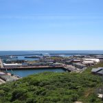 Helgoland habour