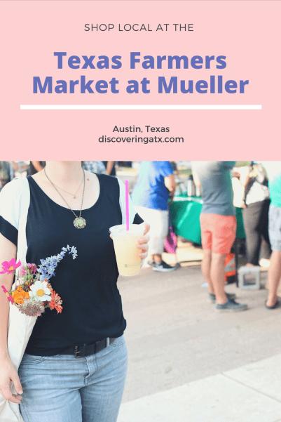Texas Farmers Market at Mueller