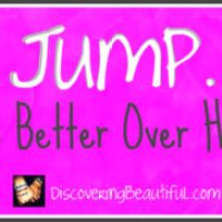 Jumping When You Are Ambivalent about Recovery & Life Change
