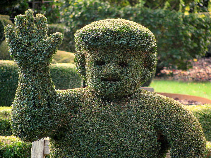 Topiary park Durbuy