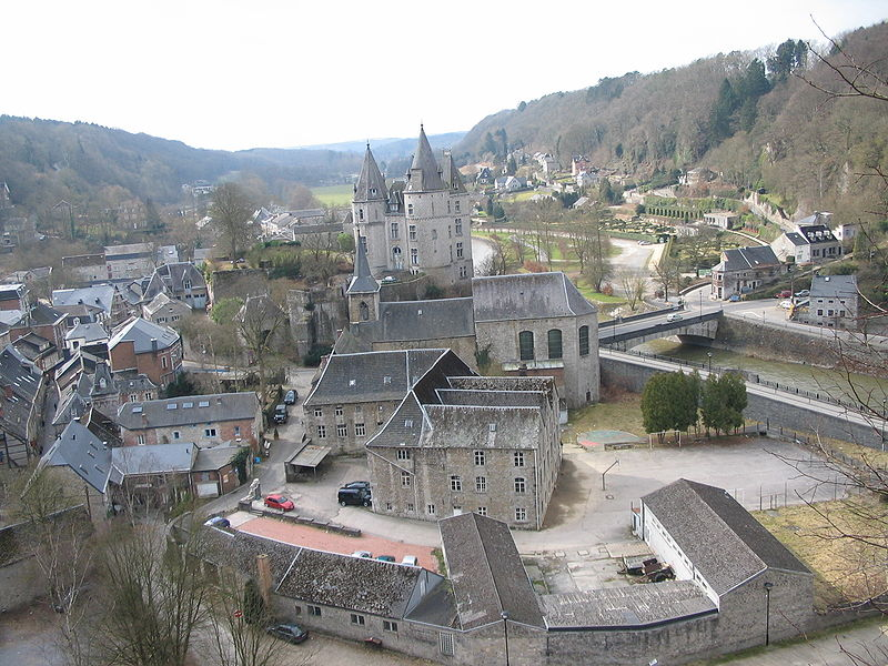 View of Durbuy