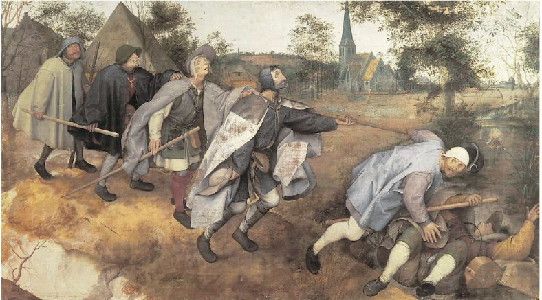 The Blind Leading the Blind (1568)