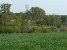 Walking near Meldert