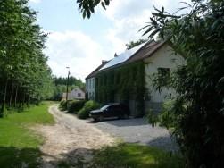 House near Archennes