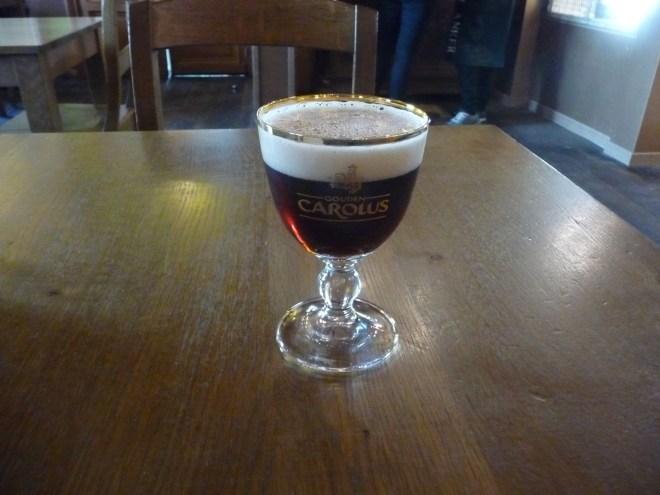 Mechelen beer