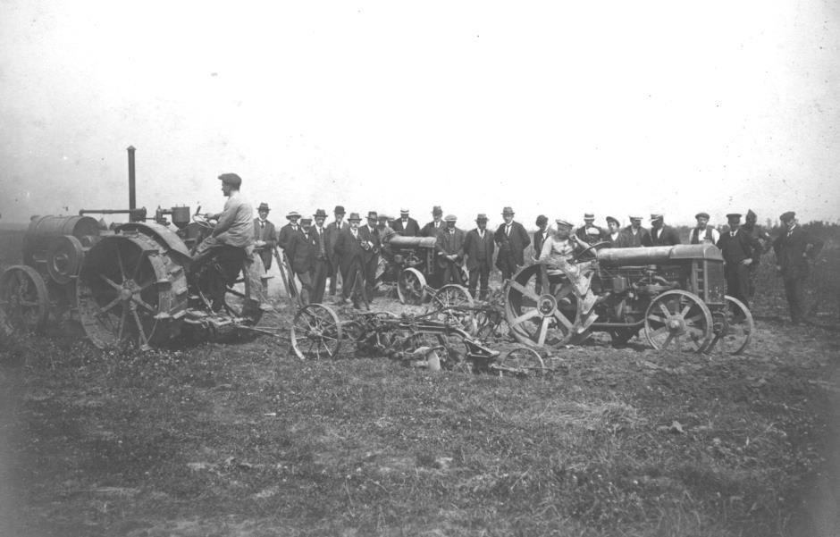 Flanders Fields 1918