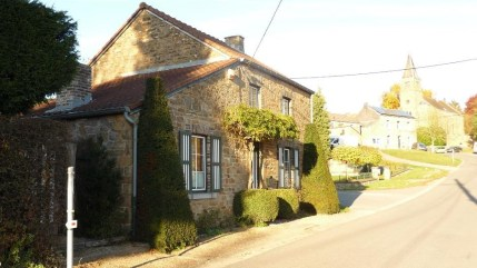 Outrelouxhe village