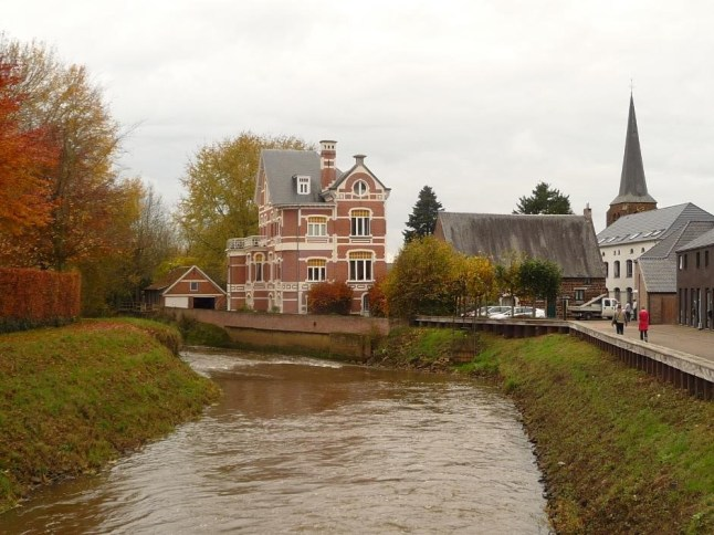 Testelt and the River Demer