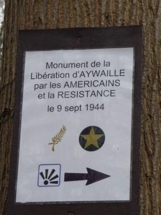 War memorial Aywaille