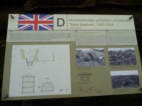 Baby Elephant bunker