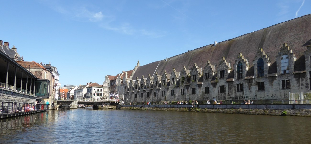 Butcher's Hall, Gent