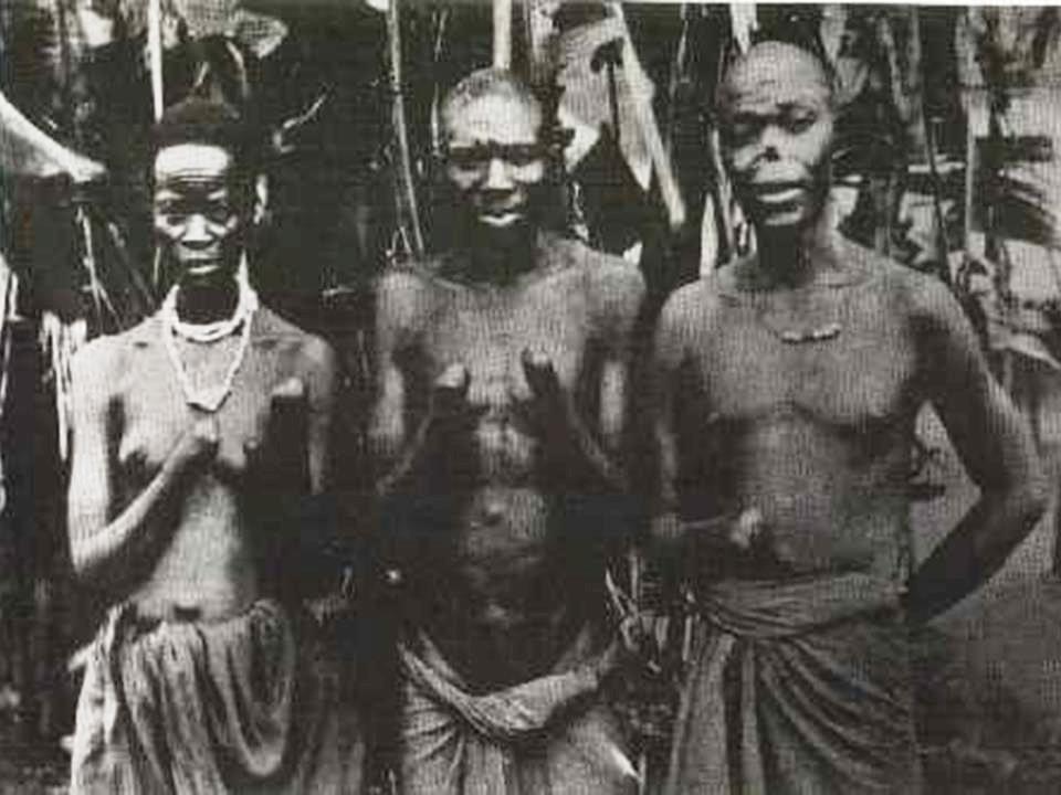 Torture in the Belgian Congo