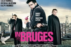 The In Bruges Movie Walking Map