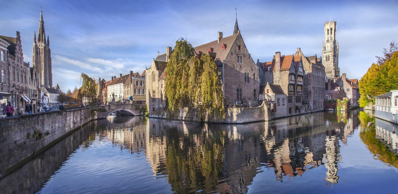 Rozenhoedkaai | © Jan D'Hondt, Visit Bruges