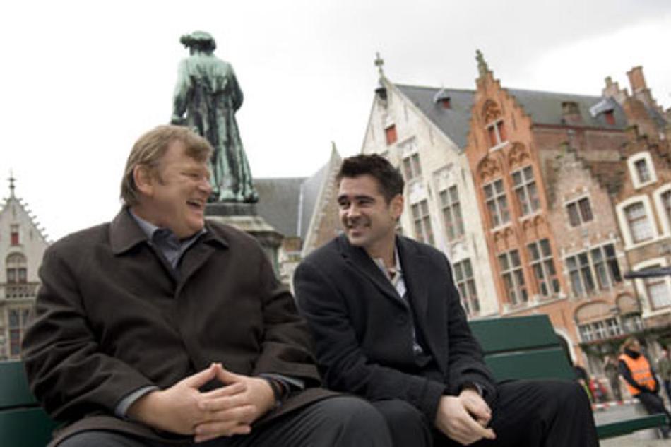 Brendan Gleeson, Colin Farrell and Jan Eyck