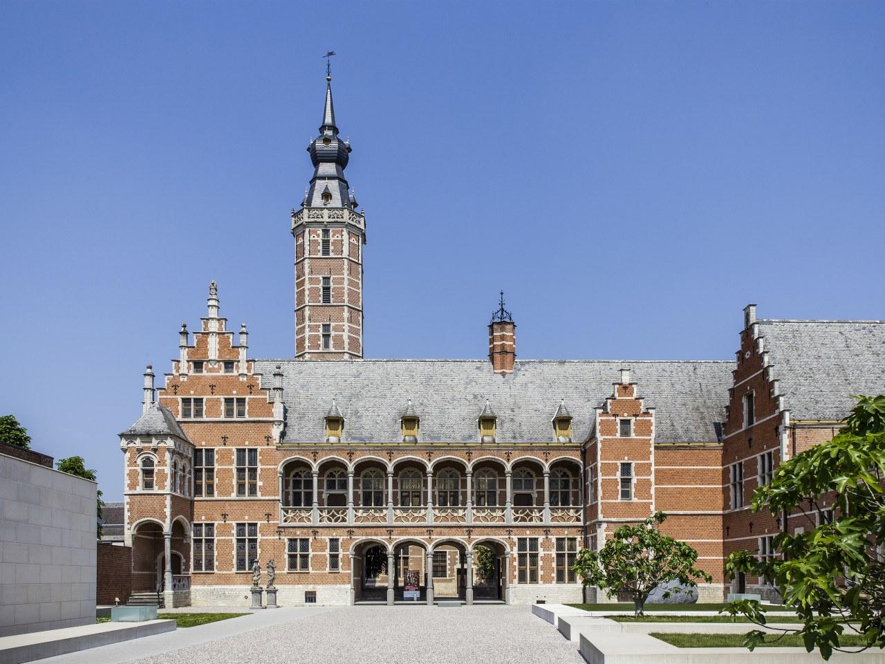 The Museum Hof van Busleyden in Mechelen
