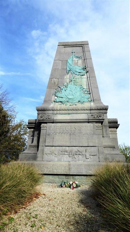Memorial to the Belgians, Waterloo