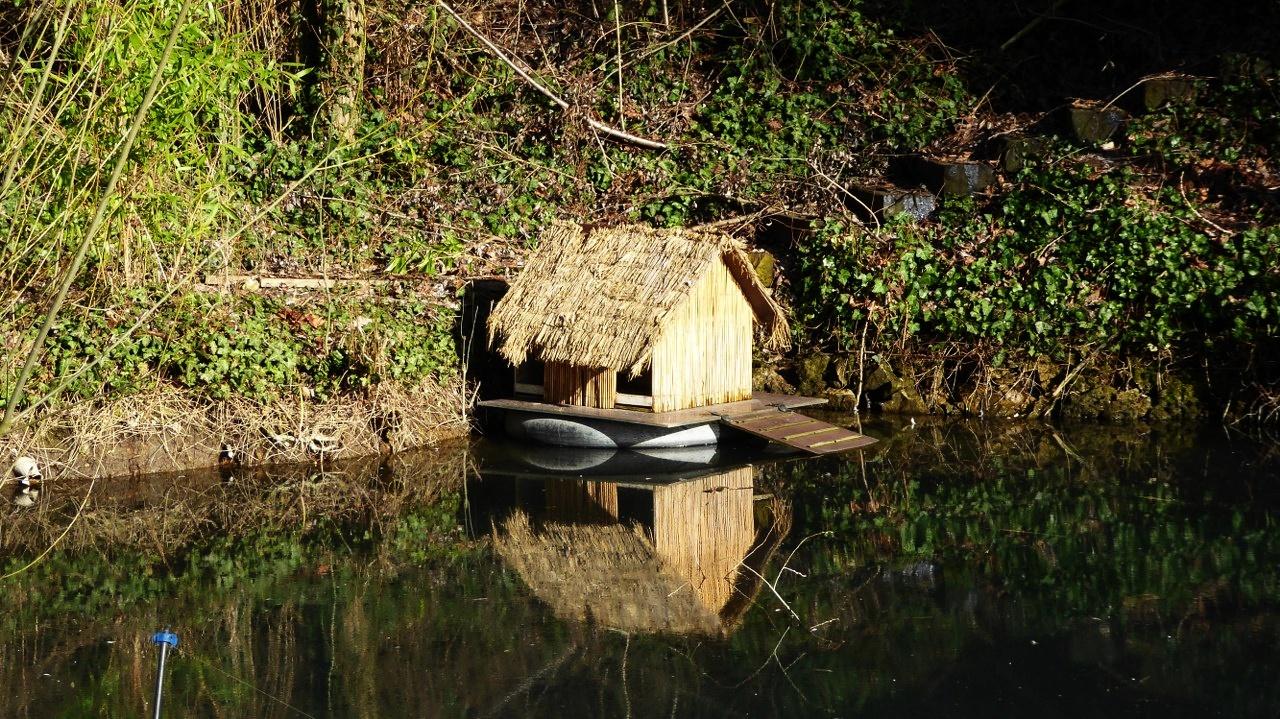 Duck house Orp-Jauche