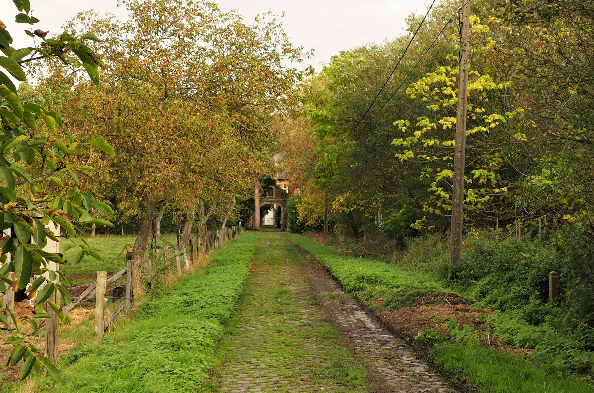 Pastoriedreef, Sint-Pieters-Rode