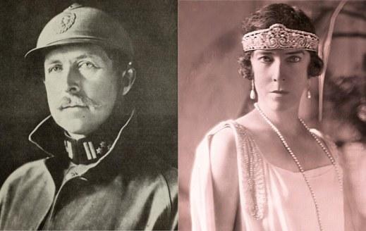 King Albert I and Queen Elisabeth of Belgium