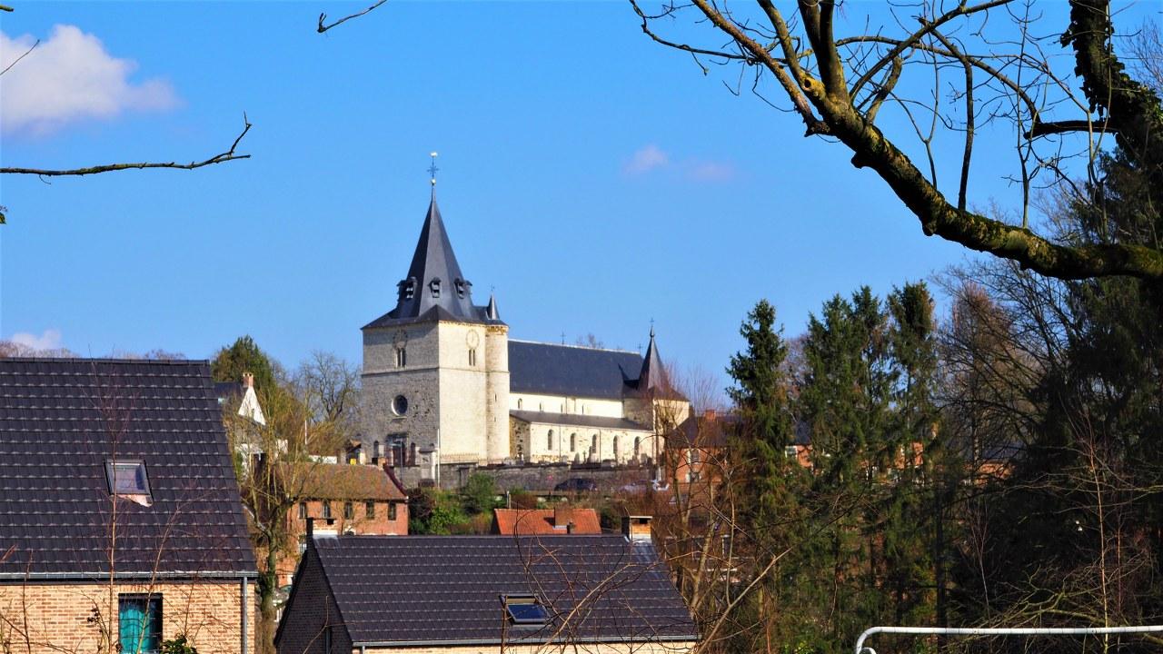 Tourinnes-La-Grosse walk