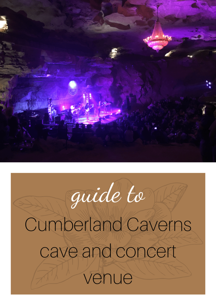Discovering Dixie's Guide to Cumberland Caverns