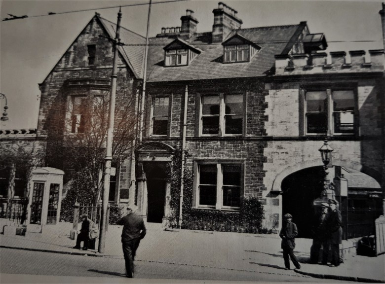 Discovering Heritage Old Gosforth Fire Station