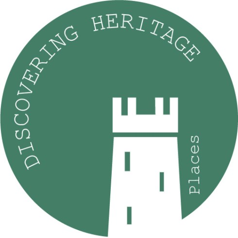 Discovering Heritage building logo