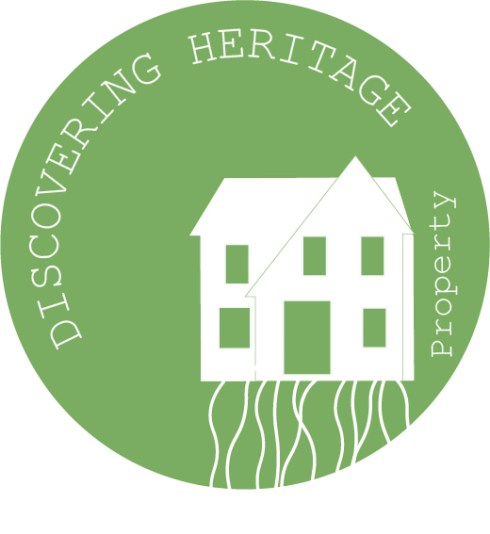 Discovering Heritage House History logo
